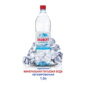 Nước khoáng không ga Dauroff 1L