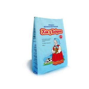 Sữa khô Kak U Babushki, 25% chất béo, 200 gr