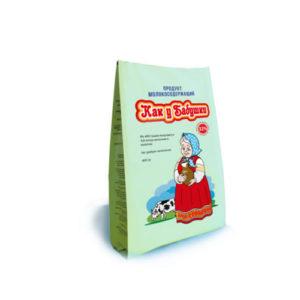 Sữa khô Kak U Babushki, 32% chất béo, 100 gr