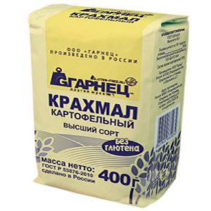 Tinh bột khoai tây Garnec, 400 gr.