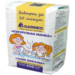 Bột bắp semolina Garnec, 450 gr.