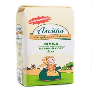 Bột bánh mì loại 1 Aleika, 2kg