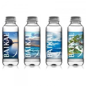 Nước khoáng hồ Baikal 450ml