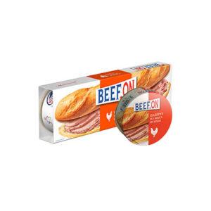Pate thịt gà BEEF.ON, 70 gr.