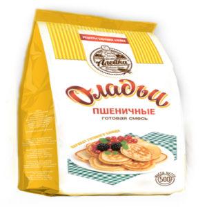 Hỗn hợp bột lúa mì Oladi (pancake), 500g