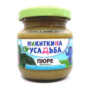 Bông cải nghiền Nikitkina Usadba 100g