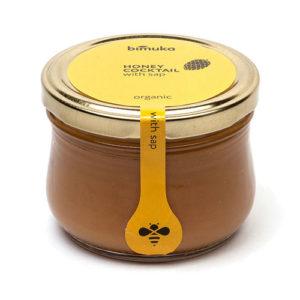 Cocktail mật ong với nhựa cây
