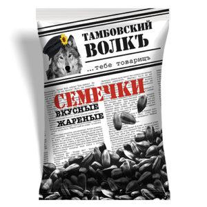 Hạt hướng dương rang Tambovsky Volk, 30 gr.