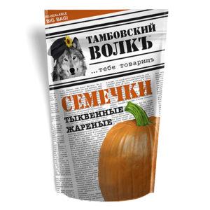 Hạt bí rang muối Tambovsky Volk, 200 gr.