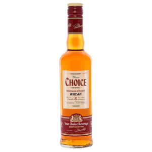 Your Choice Whisky 3, 500ml