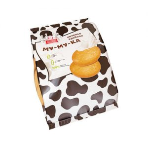 Bánh cookie Mu-Mu-Ka Ural, 550gr