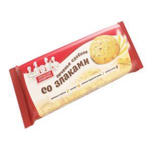 Bánh cookie với ngũ cốc Ural, 175 gr